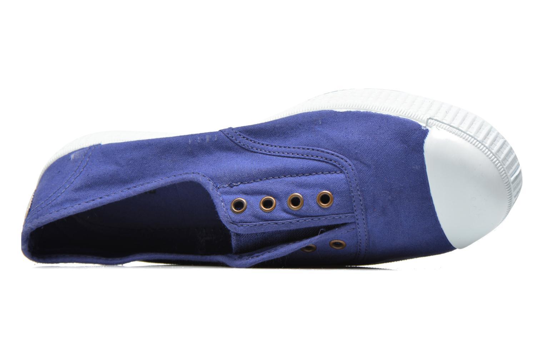Sneakers Victoria Victoria Elastique W Blauw links