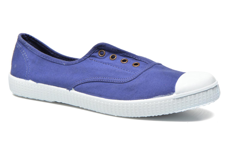 Sneakers Victoria Victoria Elastique W Blauw detail