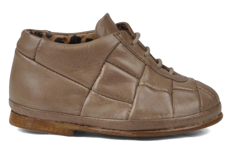 Bottines et boots Free Lance Layette Football Marron vue derrière
