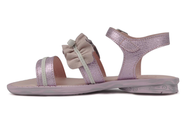 Sandalen Hello Kitty Kidans Roze voorkant