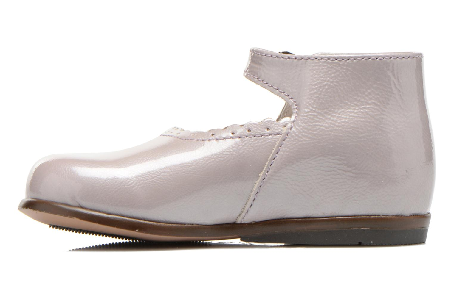Ballerines Little Mary Vocalise Gris vue face