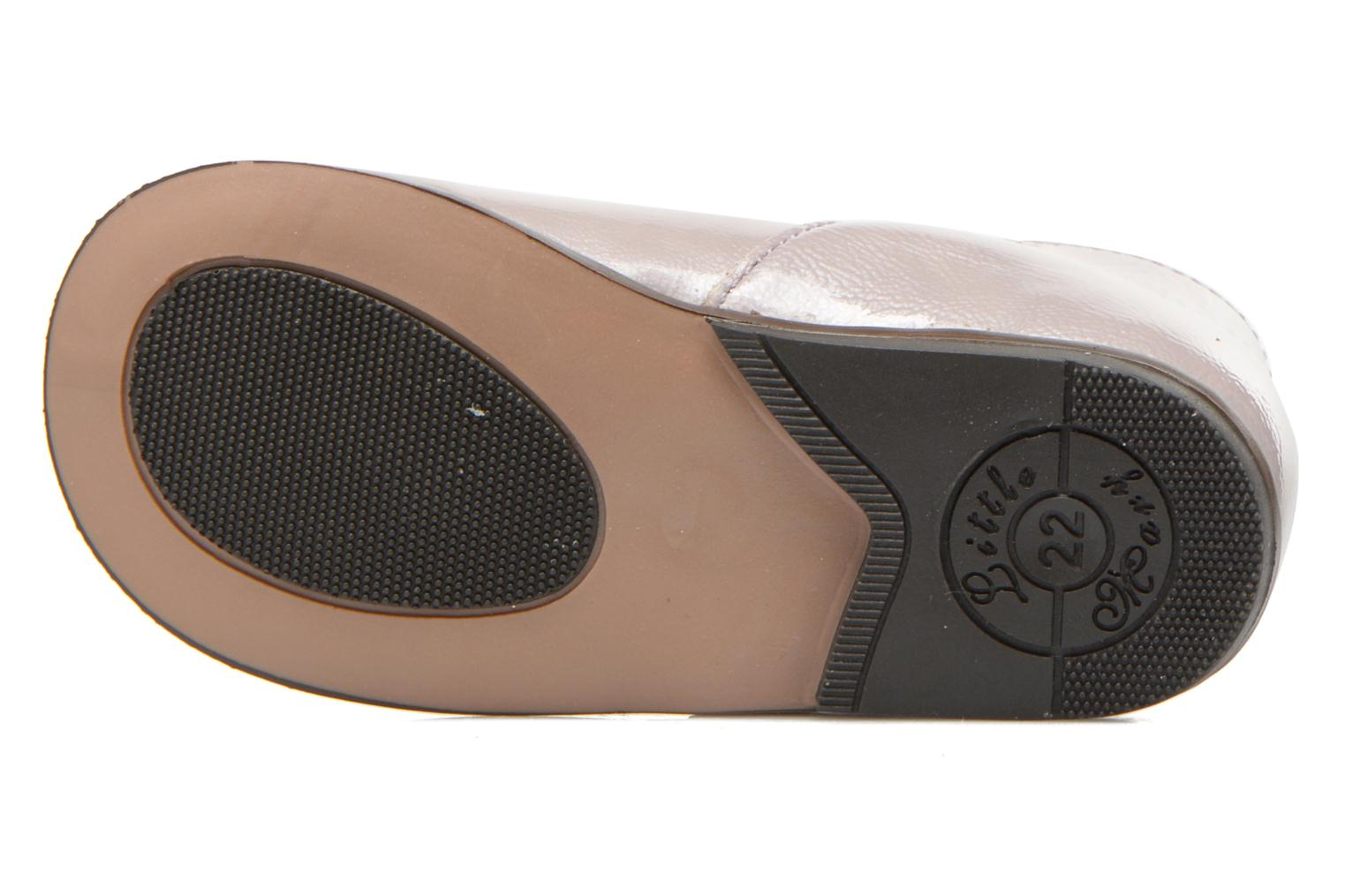 Ballerines Little Mary Vocalise Gris vue haut