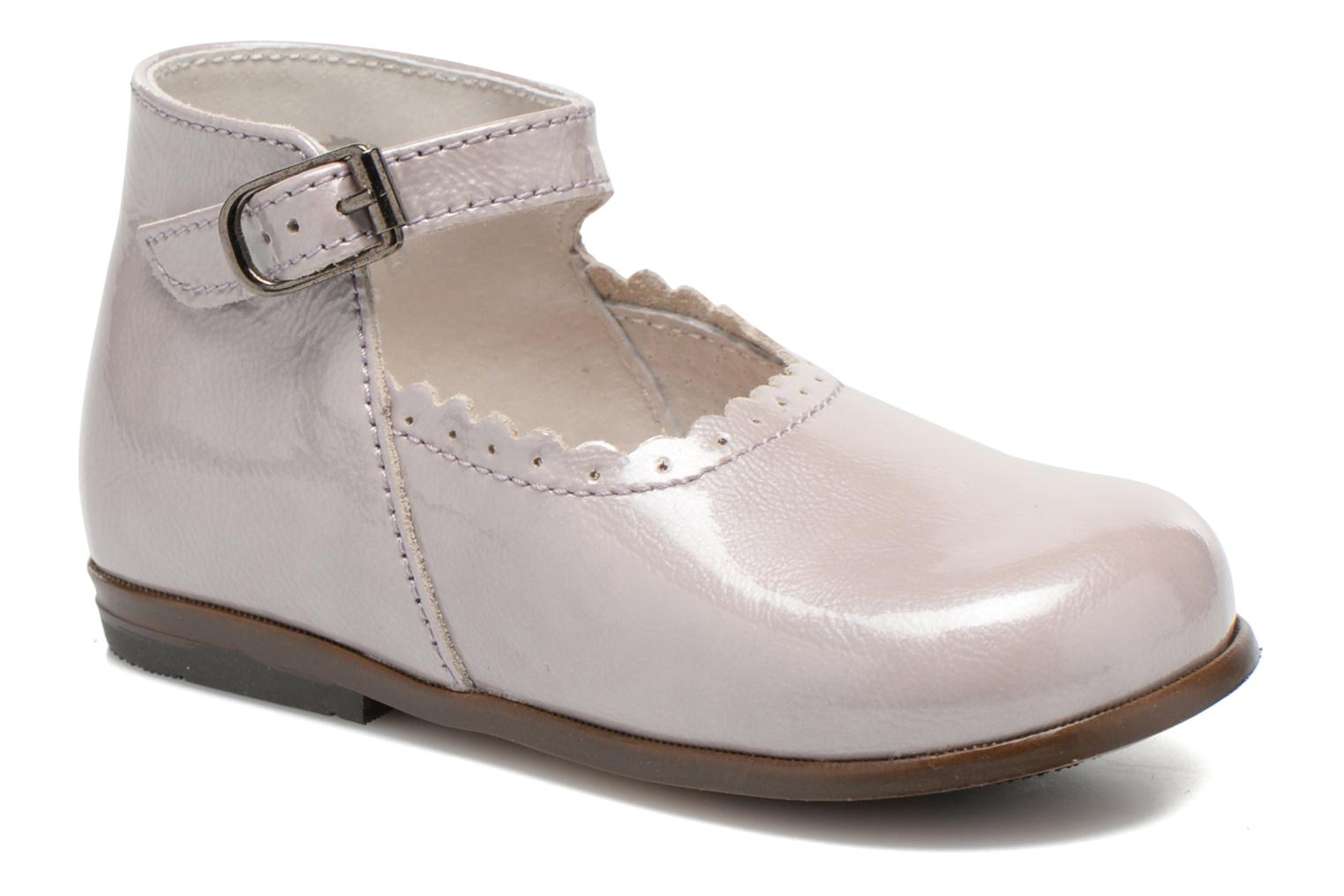 Ballerines Little Mary Vocalise Gris vue détail/paire