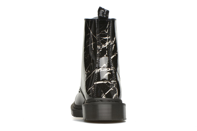 Bottines et boots Dr. Martens Pascal W Noir vue droite