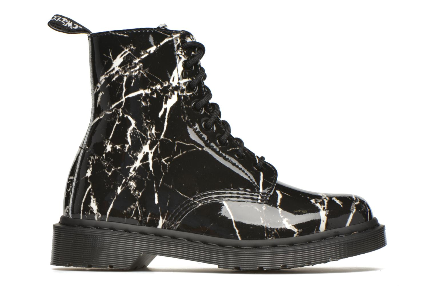 Pascal W Black Patent Marble