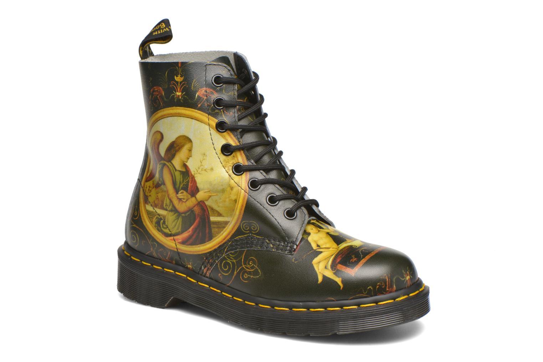 Boots en enkellaarsjes Dr. Martens Pascal W Zwart detail