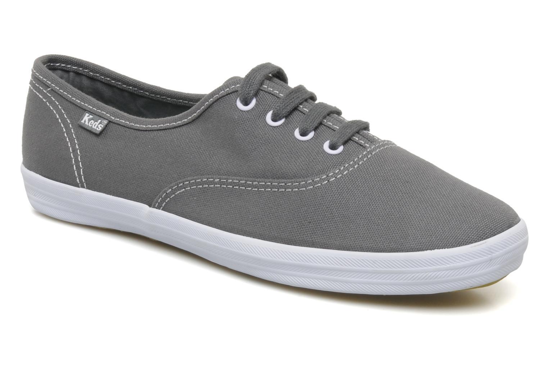 Sneaker Keds Champion Canvas grau detaillierte ansicht/modell