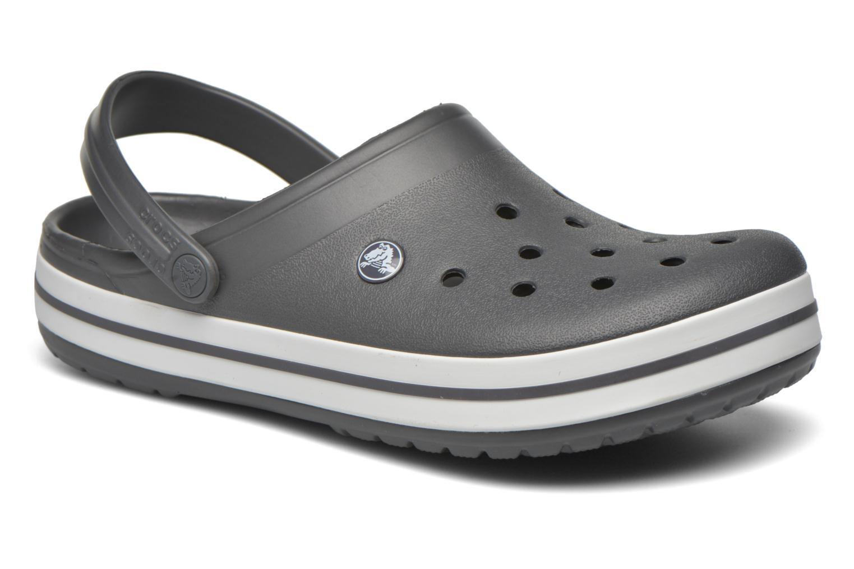 Sandalen Crocs Crocband M grau detaillierte ansicht/modell
