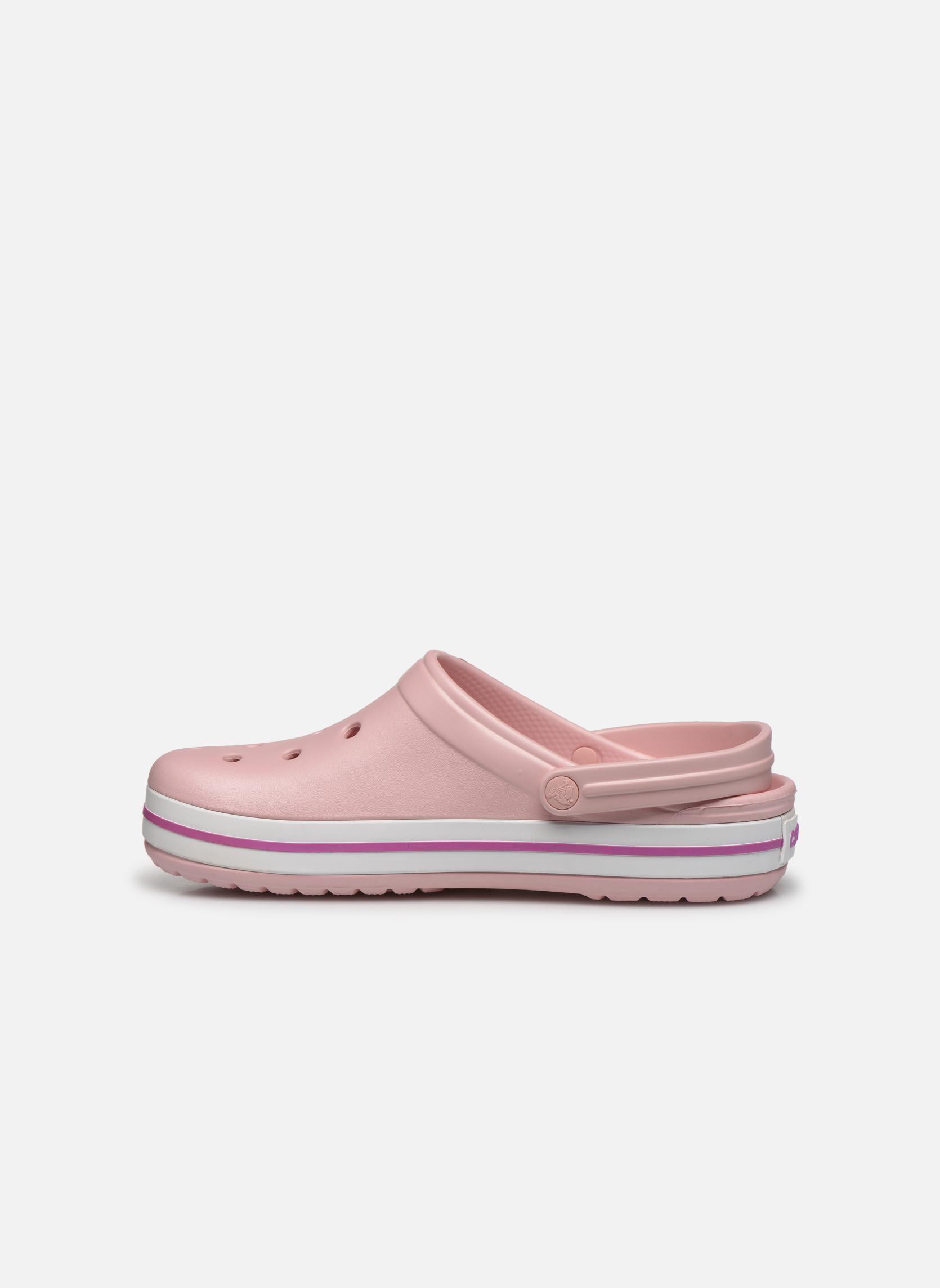 Sandalen Crocs Crocband M Roze voorkant