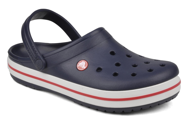 Sandalen Crocs Crocband M blau detaillierte ansicht/modell
