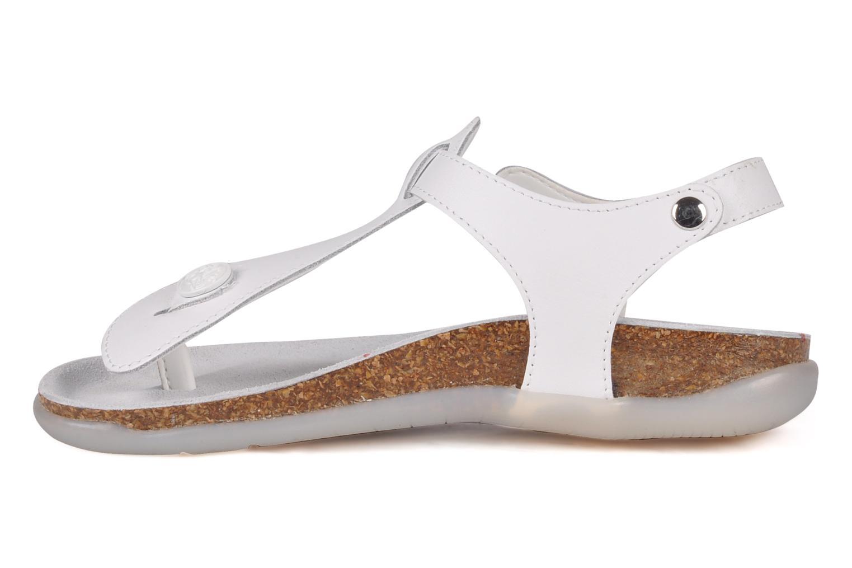 Sandales et nu-pieds Primigi Pianosa Blanc vue face