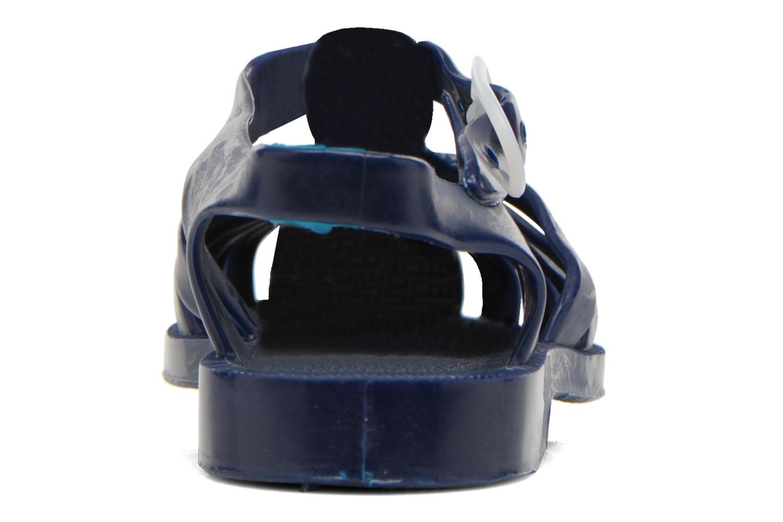Zapatillas de deporte Méduse Sun 201 Azul vista lateral derecha