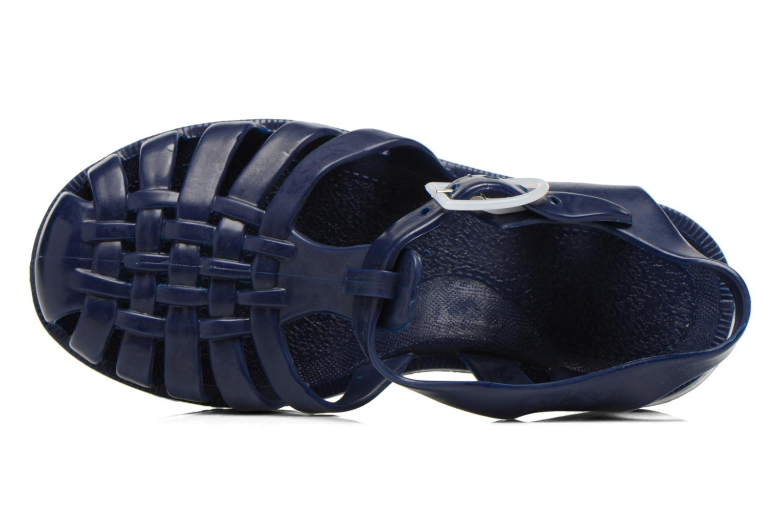 Sport shoes Méduse Sun 201 Blue view from the left