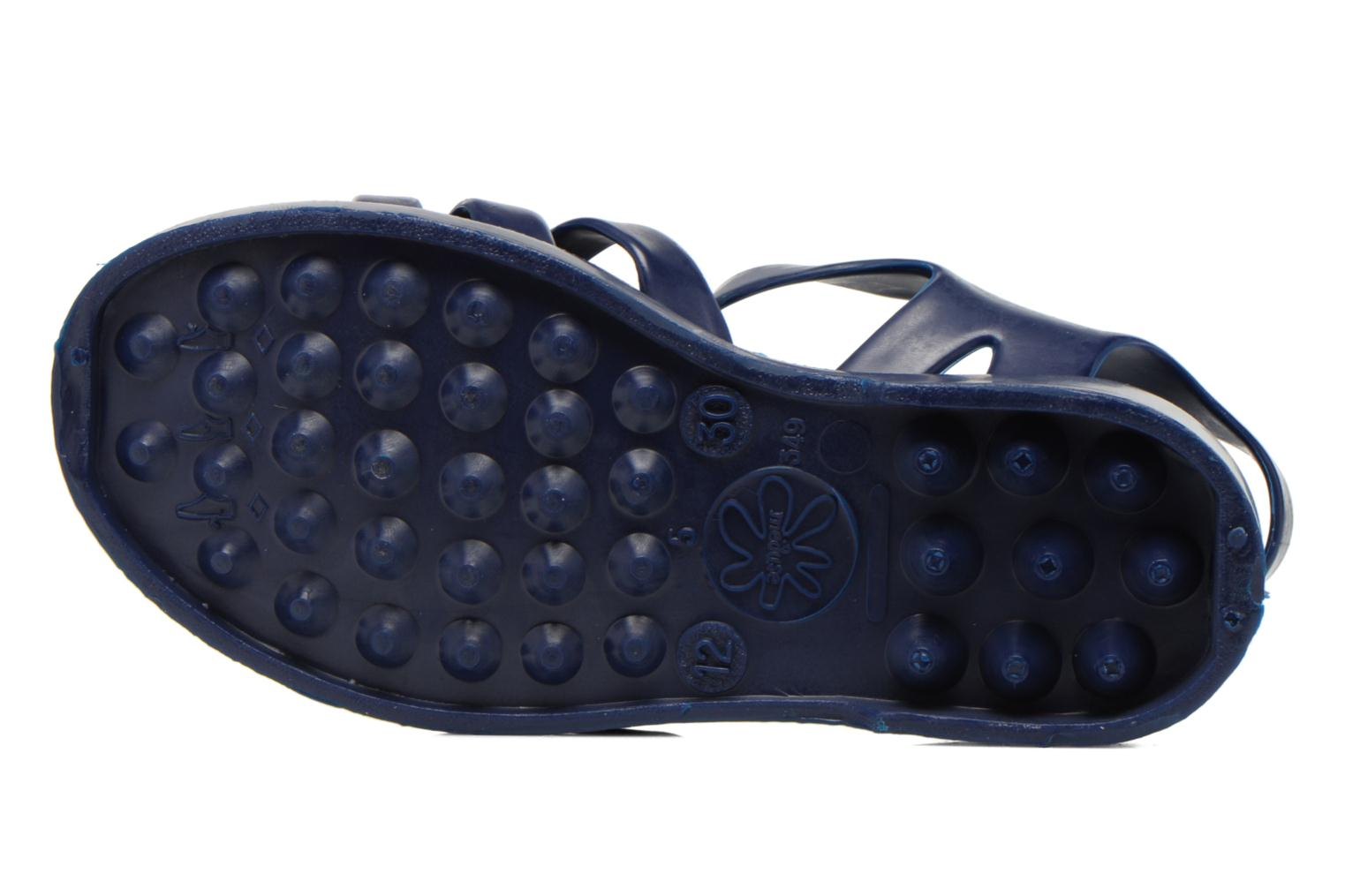 Sport shoes Méduse Sun 201 Blue view from above