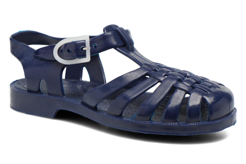 Sport shoes Méduse Sun 201 Blue detailed view/ Pair view