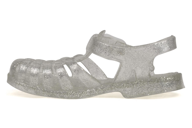 Zapatillas de deporte Méduse Sun 201 Plateado vista de frente