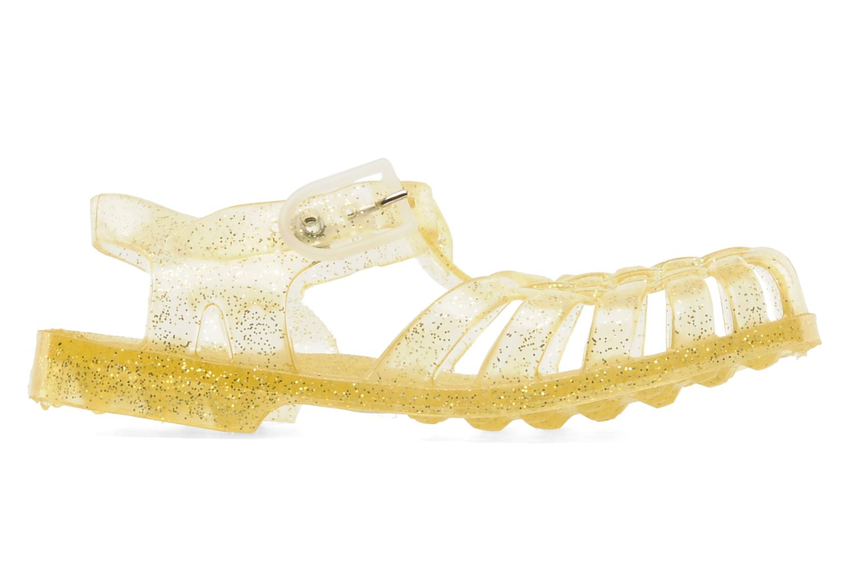 Zapatillas de deporte Méduse Sun 201 Amarillo vistra trasera