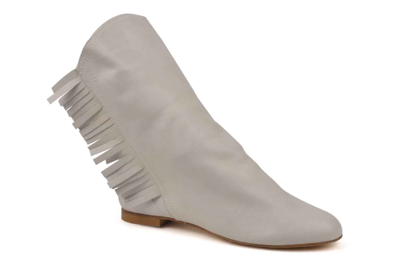 Bottines et boots Tatoosh Apache Blanc vue détail/paire