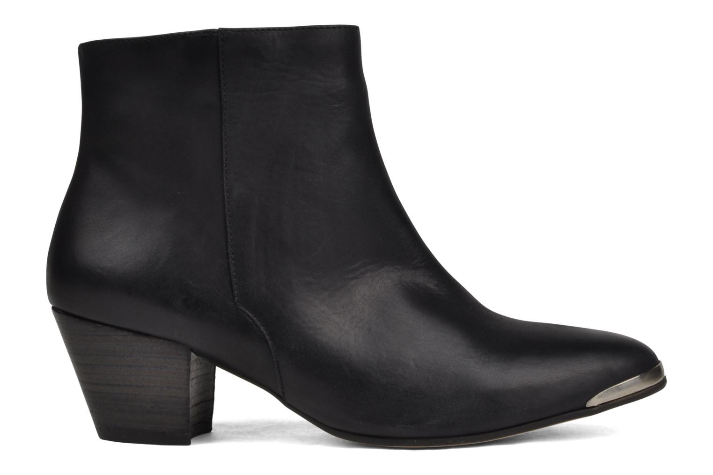 Boots en enkellaarsjes Jonak Doddy Zwart achterkant
