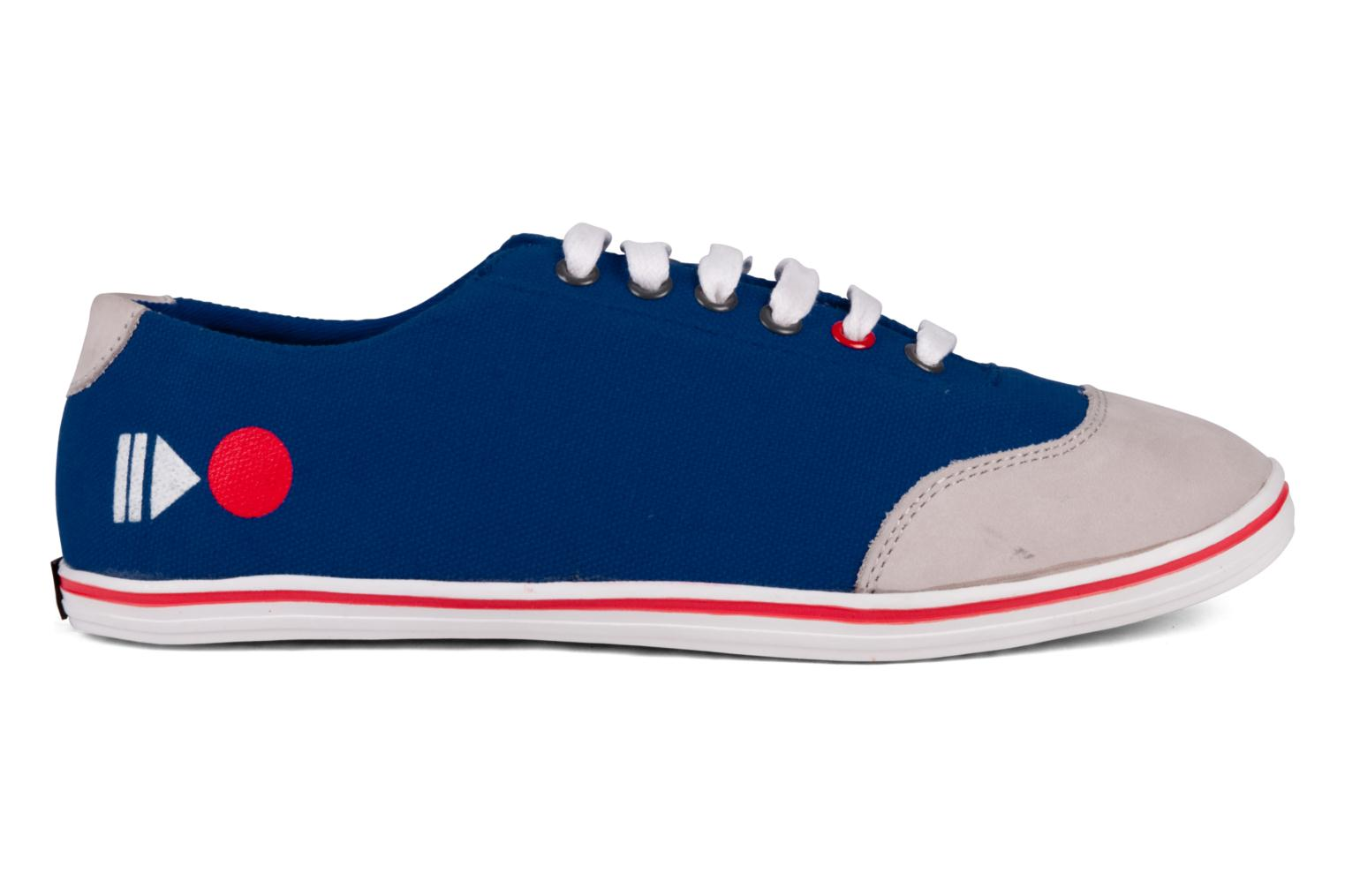 Trainers The Cassette The Rec W Blue back view
