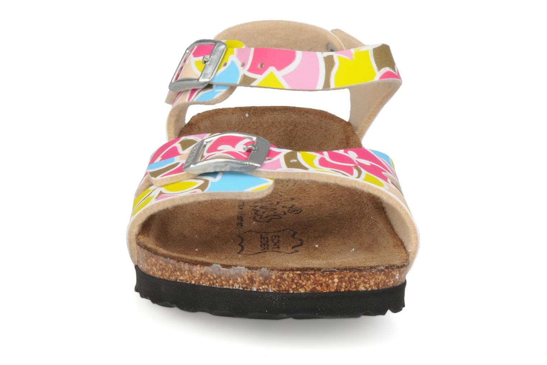 Sandals Birki's Tuvalu E Multicolor model view