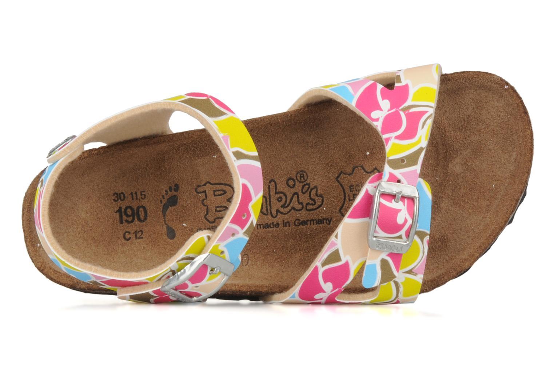 Sandals Birki's Tuvalu E Multicolor view from the left
