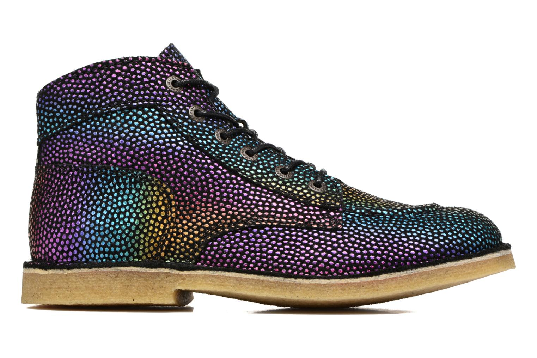 Chaussures à lacets Kickers Kick Legend Multicolore vue derrière