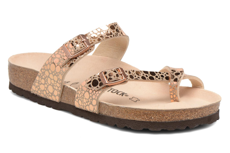 Zapatos de hombre y mujer de promoción por (Plateado) tiempo limitado Birkenstock Mayari (Plateado) por - Zuecos en Más cómodo bc7e64