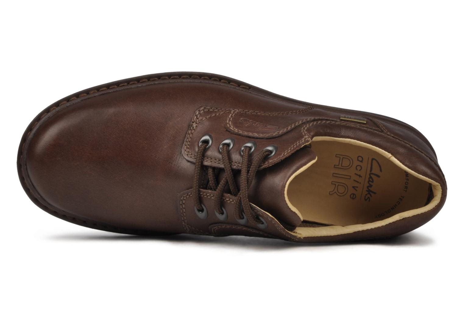Rockie Lo Gtx Ebony Leather
