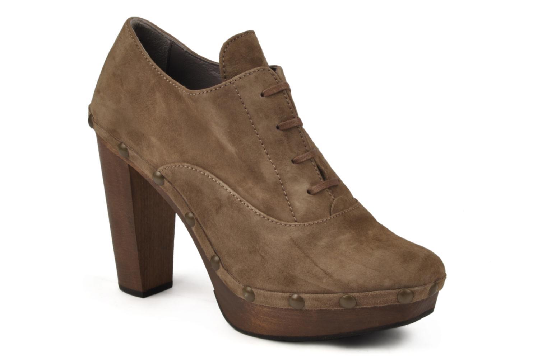 Grandes descuentos últimos zapatos Castaner Katia (Marrón) - Zapatos con cordones Descuento