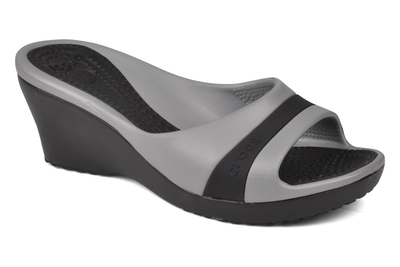Crocs sassari black&white dress