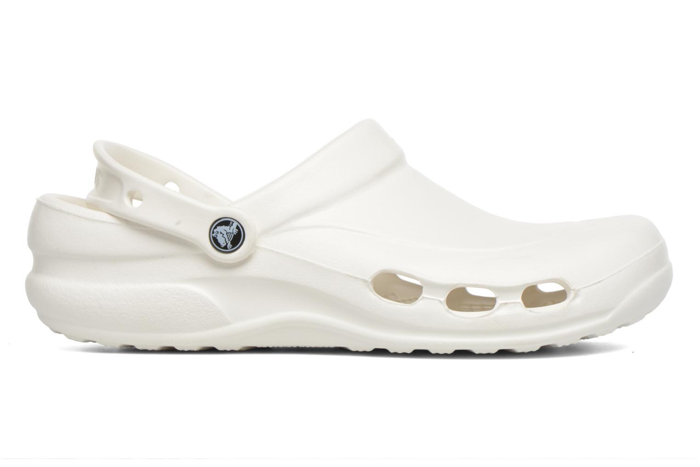 Sandales et nu-pieds Crocs Specialist Vent Blanc vue derrière