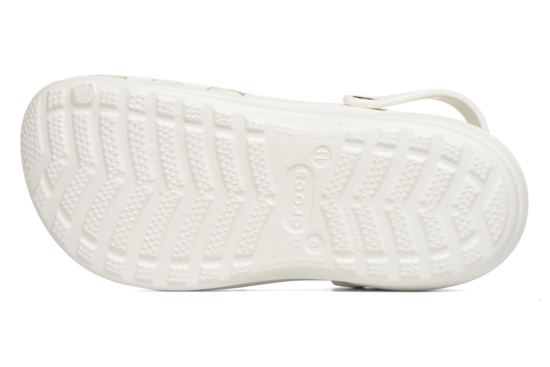 Sandales et nu-pieds Crocs Specialist Vent Blanc vue haut