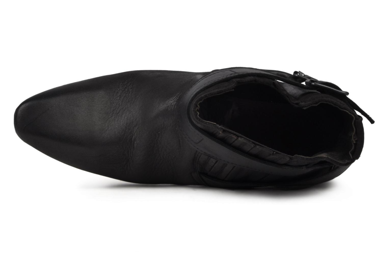 Bottines et boots H By Hudson Newob Noir vue gauche