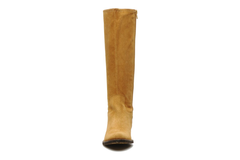 Stiefel Georgia Rose NACHA braun schuhe getragen