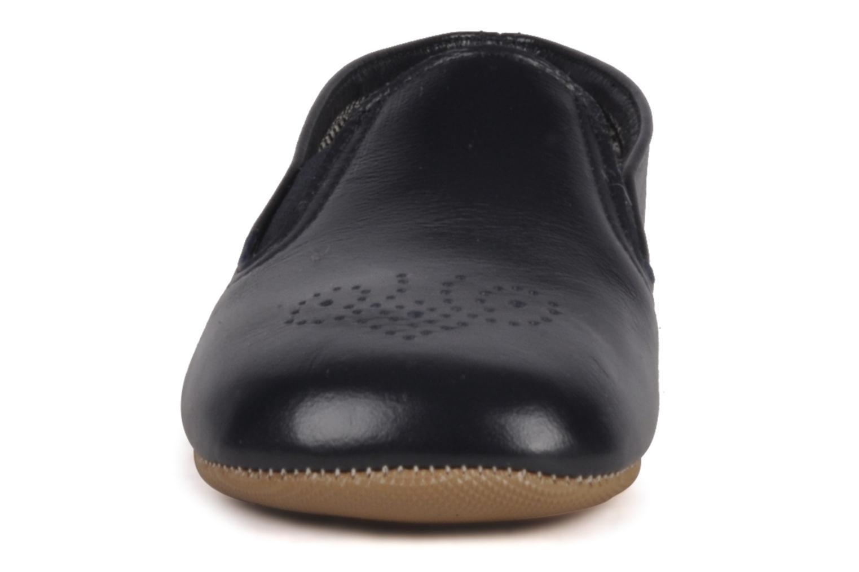 Pantoffels PèPè Chevretto Blauw model