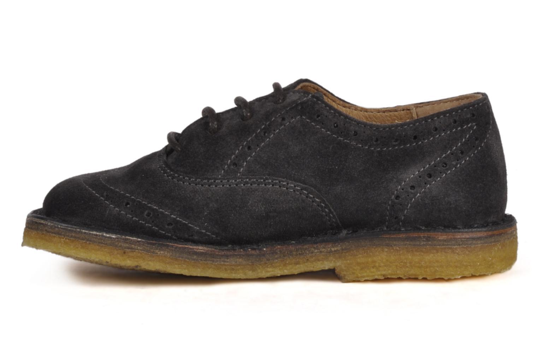 Chaussures à lacets PèPè Legio Gris vue face