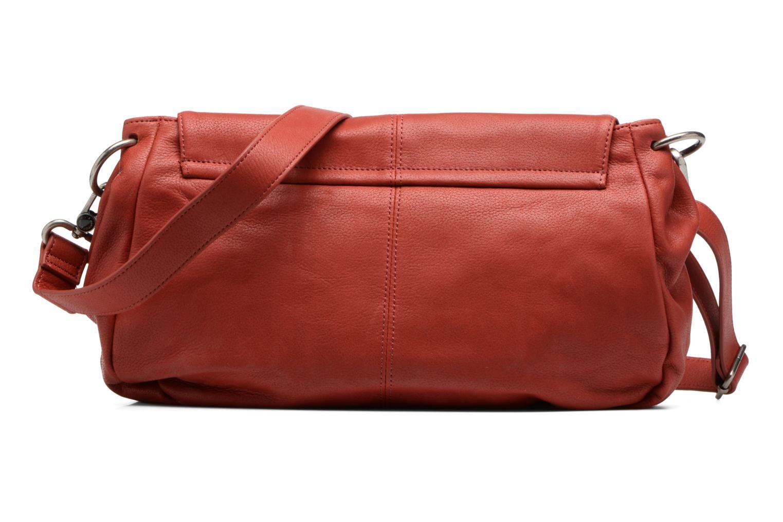 Handtaschen Nat & Nin Lola rot ansicht von vorne