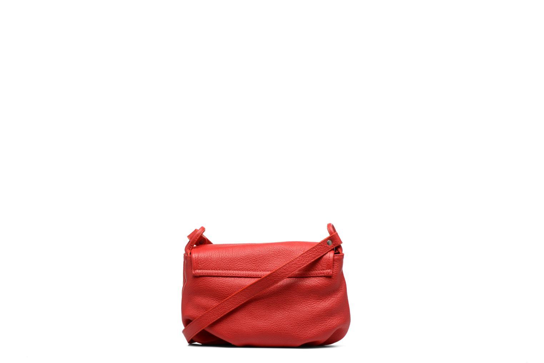 Handtaschen Nat & Nin Jenny rot ansicht von vorne