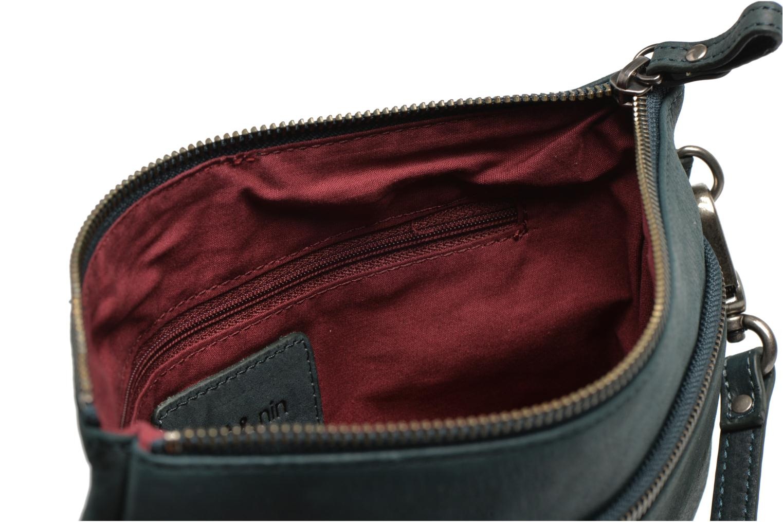 Handtaschen Nat & Nin Vicky grün ansicht von hinten