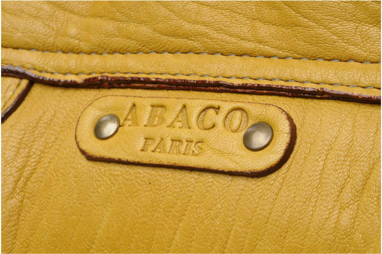 Bolsos de mano Abaco Danna Amarillo vista lateral izquierda