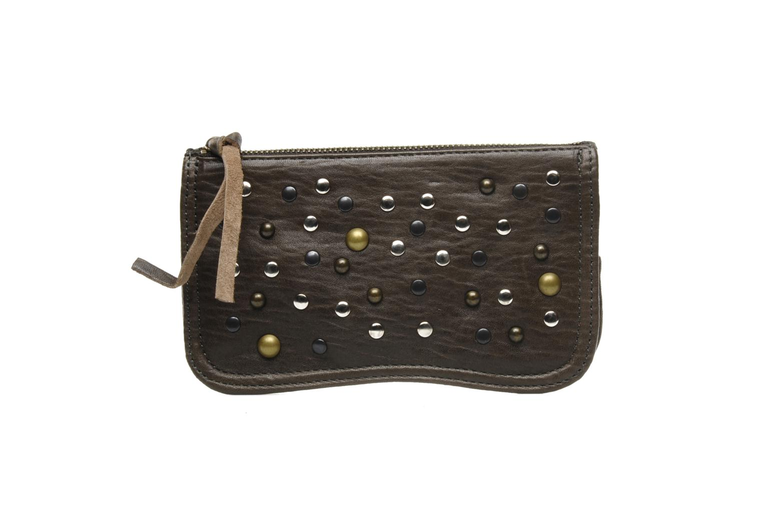 Wallets & cases Abaco Nina Java Clouté Brown detailed view/ Pair view