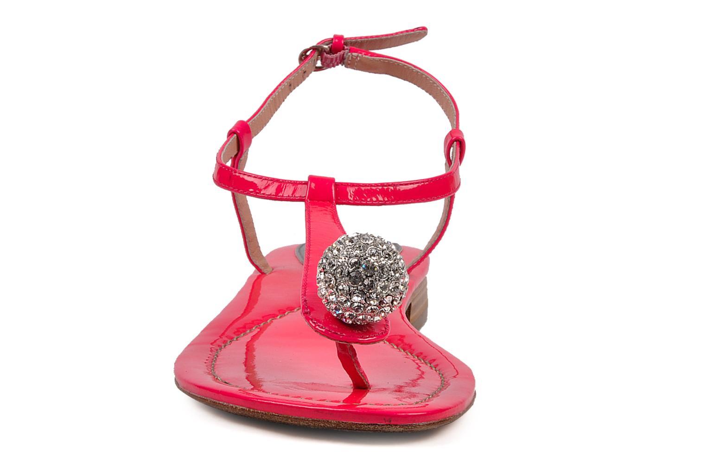Sandales et nu-pieds C.Petula Marilyn Rose vue portées chaussures