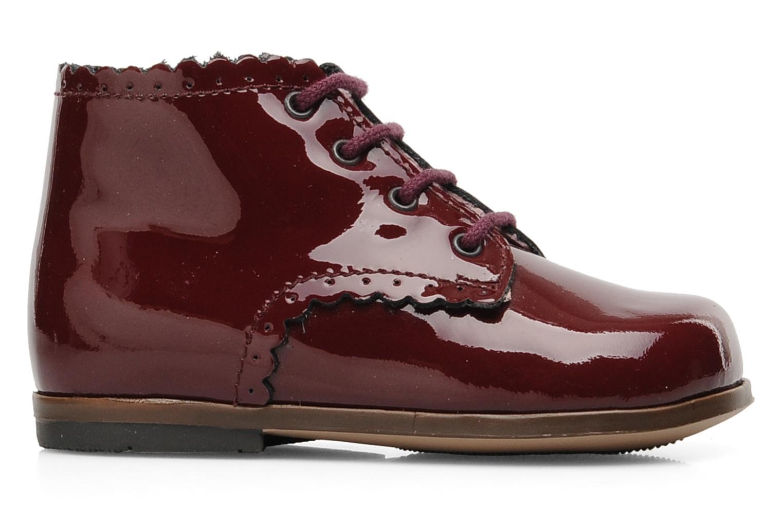Bottines et boots Little Mary Vivaldi Bordeaux vue derrière