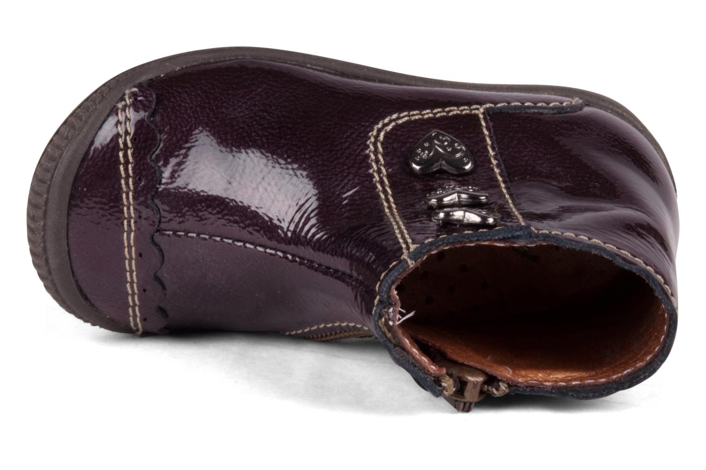 Boots en enkellaarsjes Little Mary Goelette Bruin links