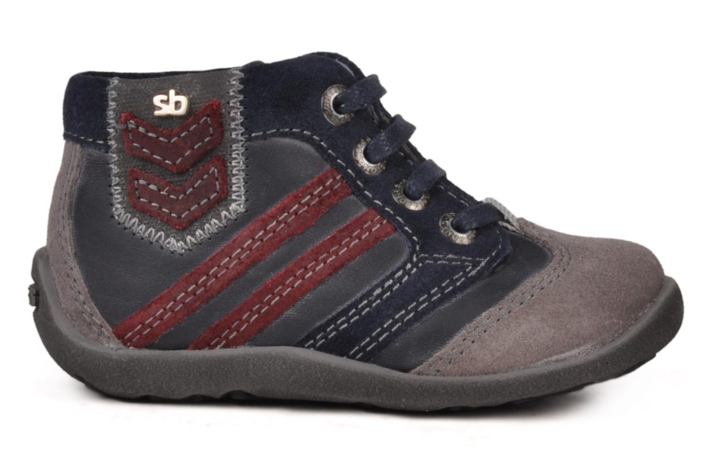 Stiefeletten & Boots Stones and Bones Ale blau ansicht von hinten
