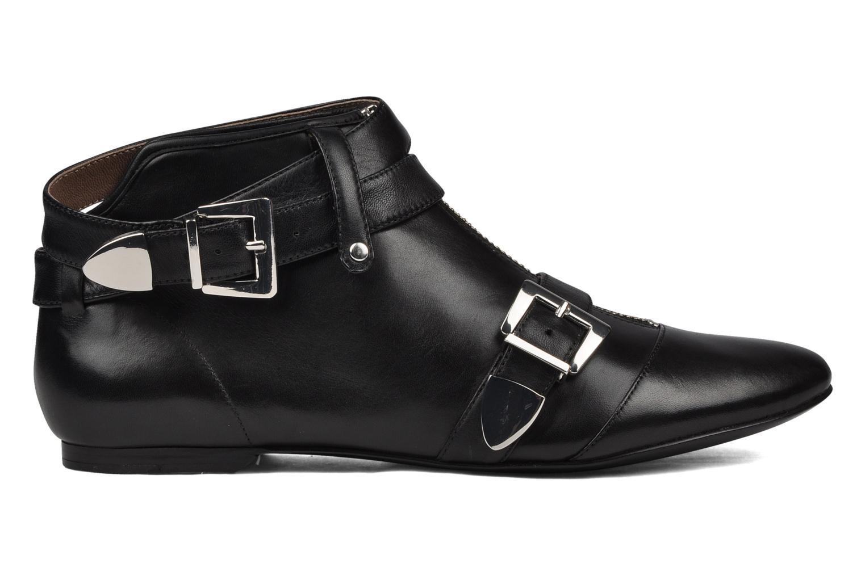 Bottines et boots Belle Guam Noir vue derrière