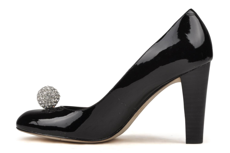 High heels C.Petula Diana Black front view