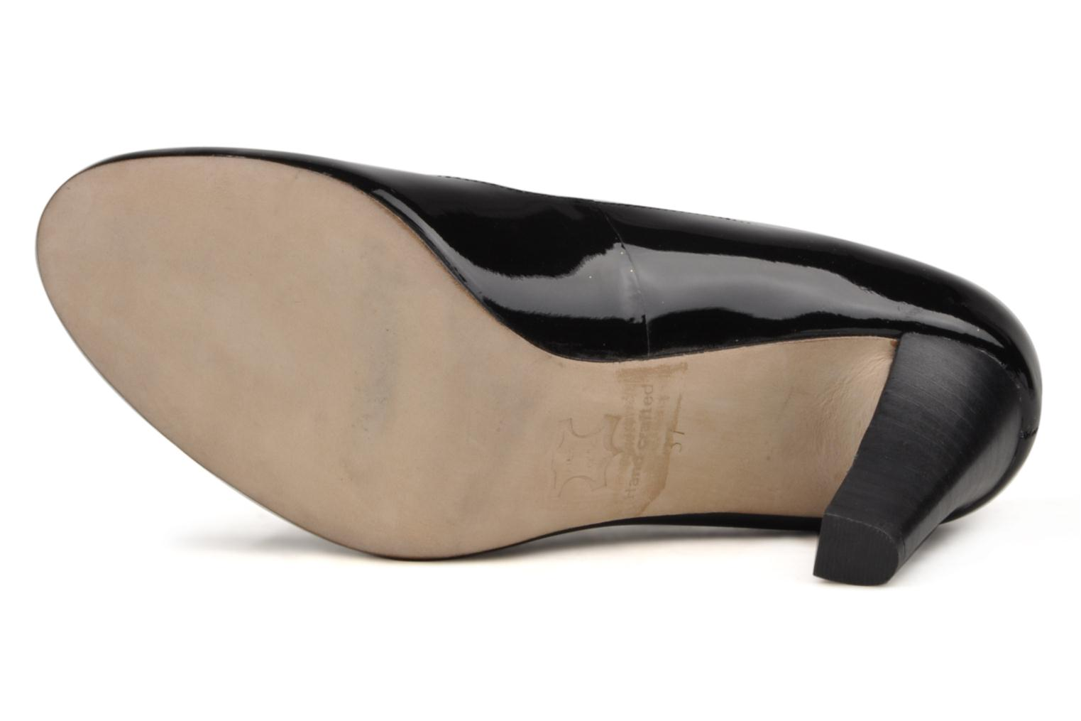 High heels C.Petula Diana Black view from above
