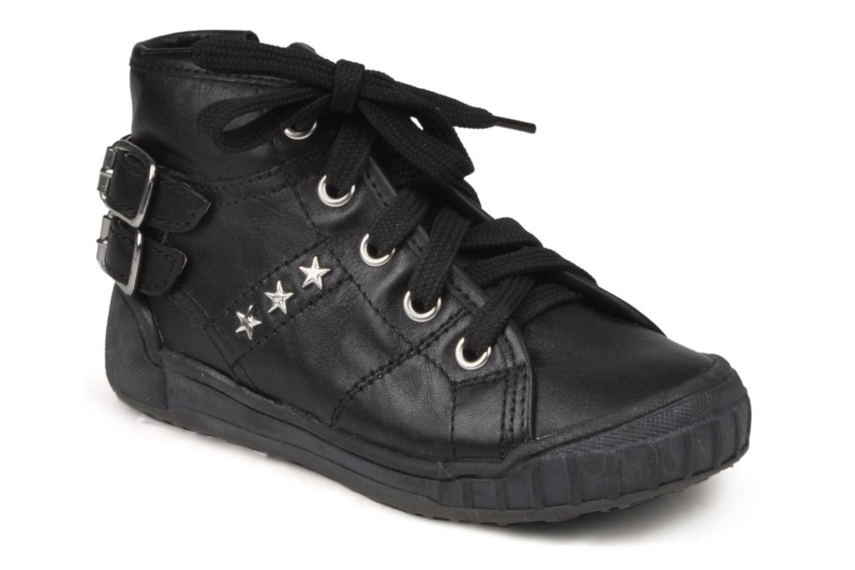 Sneaker Naturino Maude schwarz detaillierte ansicht/modell